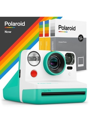 Polaroid Polaroid Now Mint Instant Fotoğraf Makinesi ve 24'lü Film Hediye Seti Mint